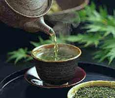 Beber té verde, tradición asiática